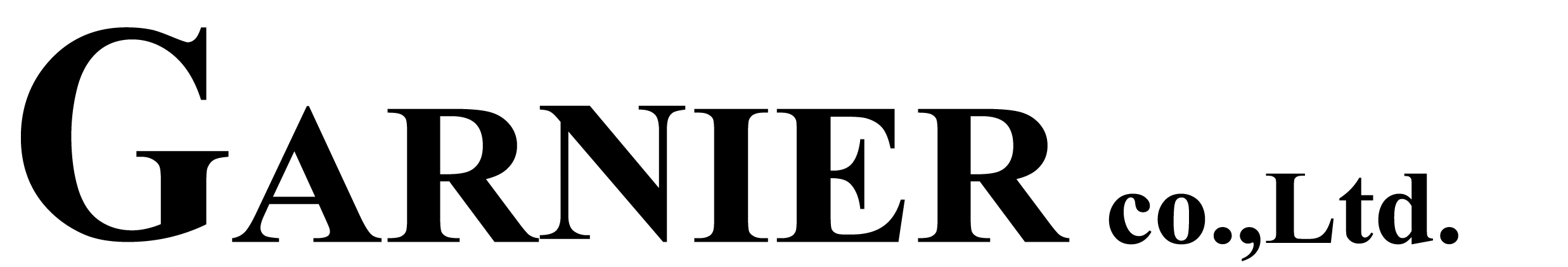 株式会社ガルニエ